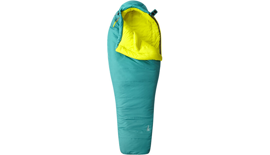 Mountain Hardwear W's Laminina Z Flame Sleeping Bag Regular Emerald
